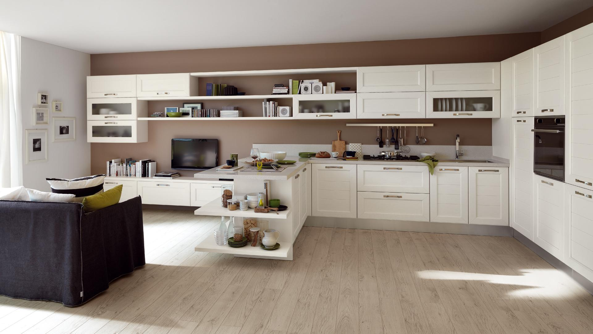 Cucina Claudia Lube E Creo Store Rozzano Vendita Cucine Lube E Creo Kitchens